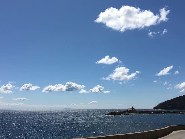 Monolocale Isola d'Elba, Rio Marina, Vista Mare - Rio Marina - Apto. en complejo residencial