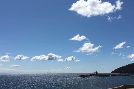 Monolocale Isola d'Elba, Rio Marina, Vista Mare - Rio Marina - Ortak mülk