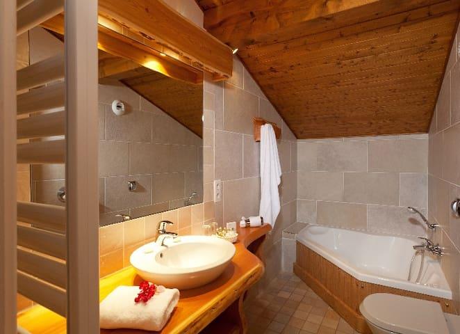 résidence neige et roc studio + chambre 4 pers - Samoëns - Condominio
