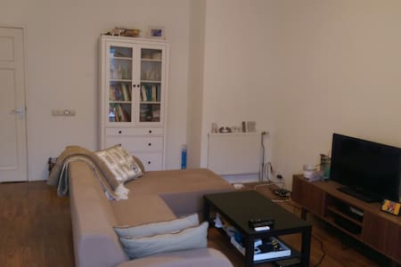 Spacious, close to central station, 1-2 person - Utrecht