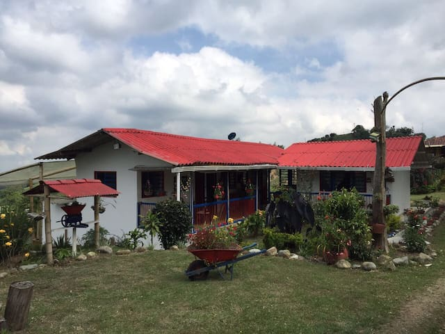 Finca La Esperanza- Alojamiento rural
