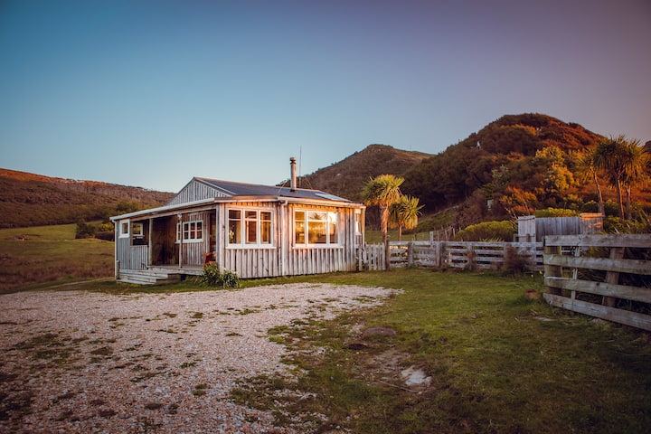 Cosy Remote Shearing Shed Retreat