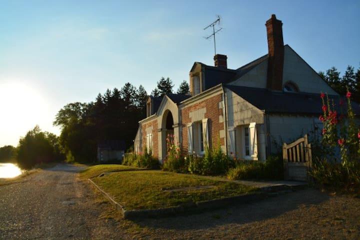 Gîte de l'Aiguille - Thésée - Haus