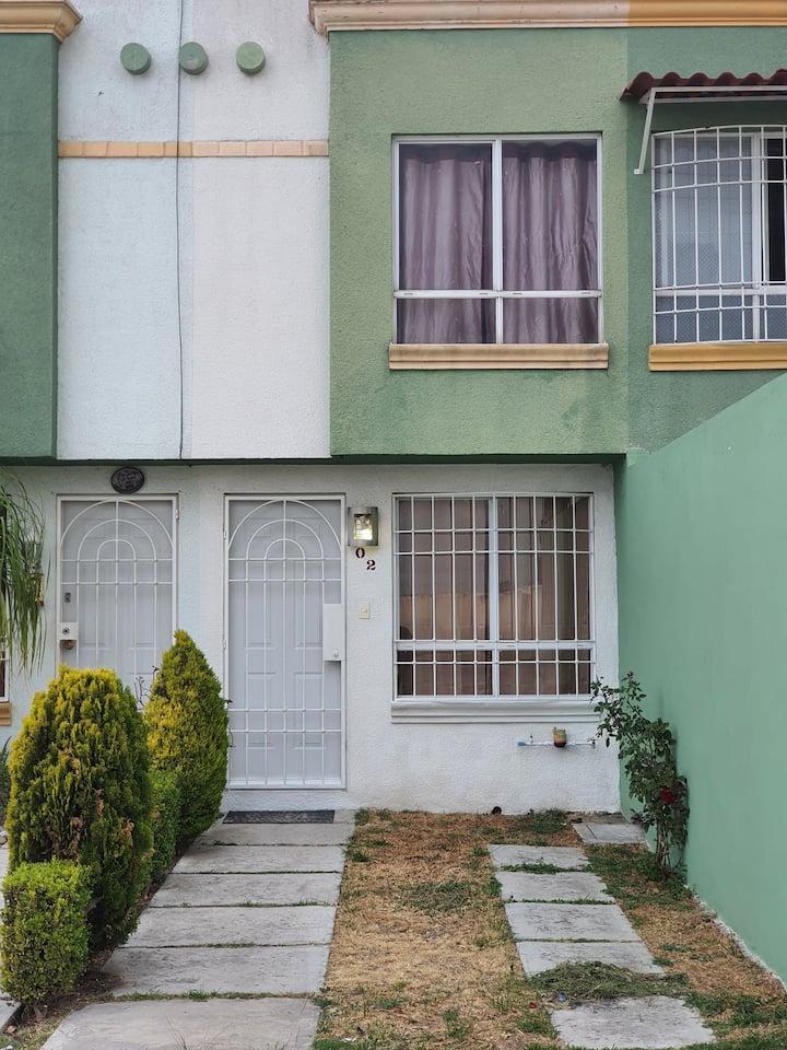 Acogedora casa en excelente ubicación y privada