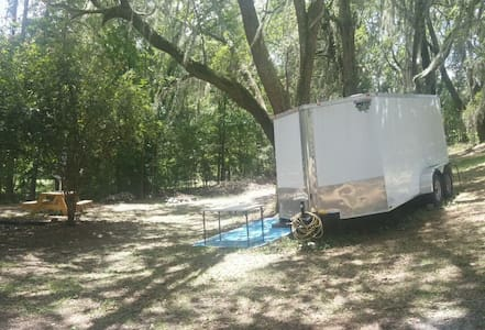 Glamping Experience in the country