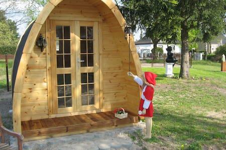 Camping Häuschen Rotkäpchen - Am Mellensee