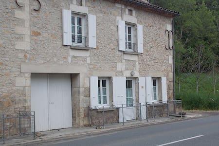 maison de charme - Saint-Vincent-sur-l'Isle