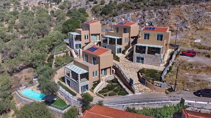 Ouzo Villas2 3BR villa at Ag. Isidoros