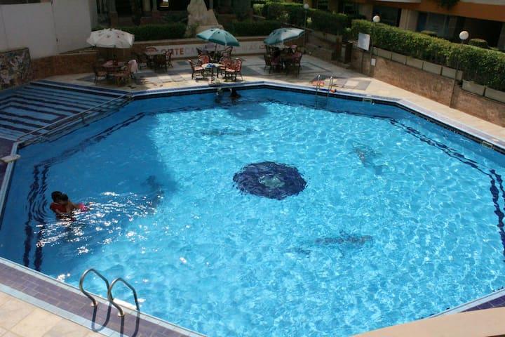 Suite in Monte Cairo Mokattam (2pax) C103