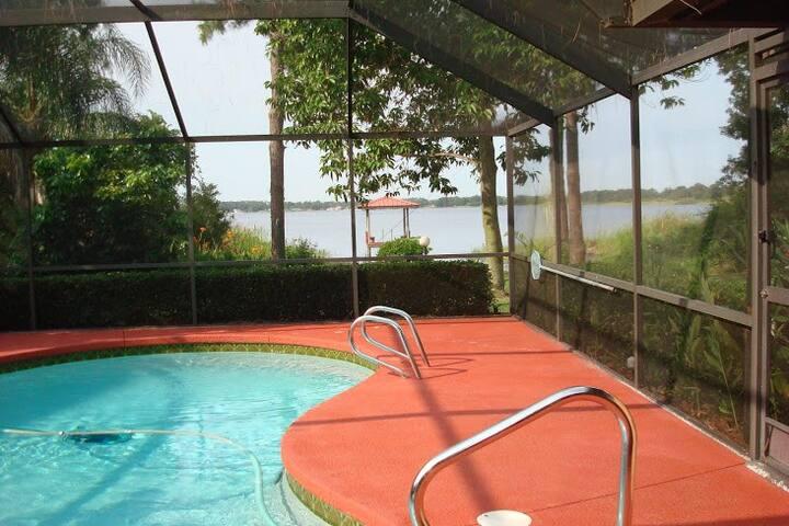lake sebring house - Sebring - House