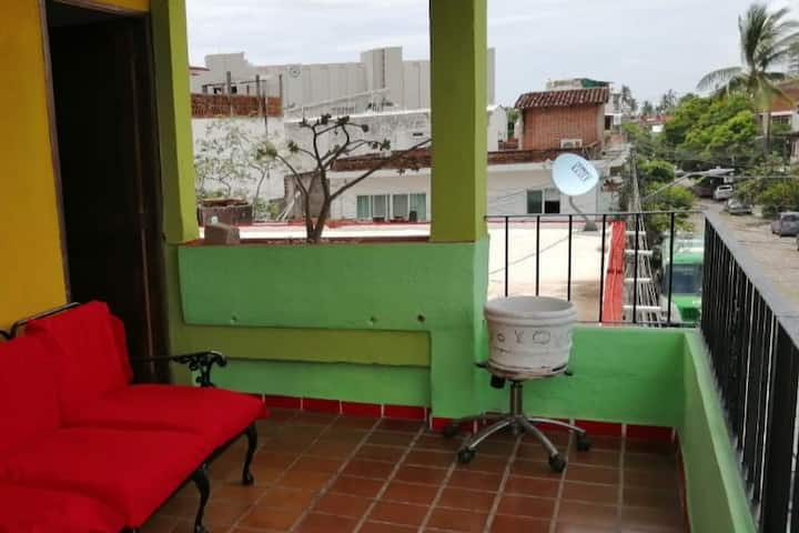 Nice studio close to centro area and the beach.