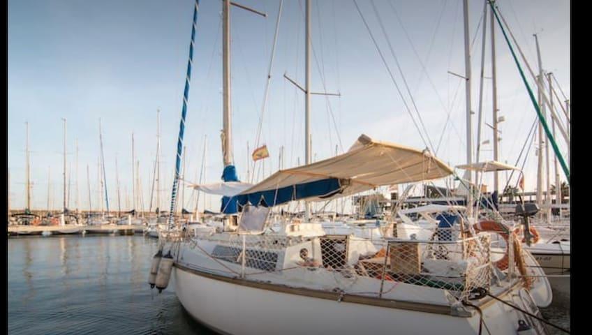 Fantastic Classic Sailboat