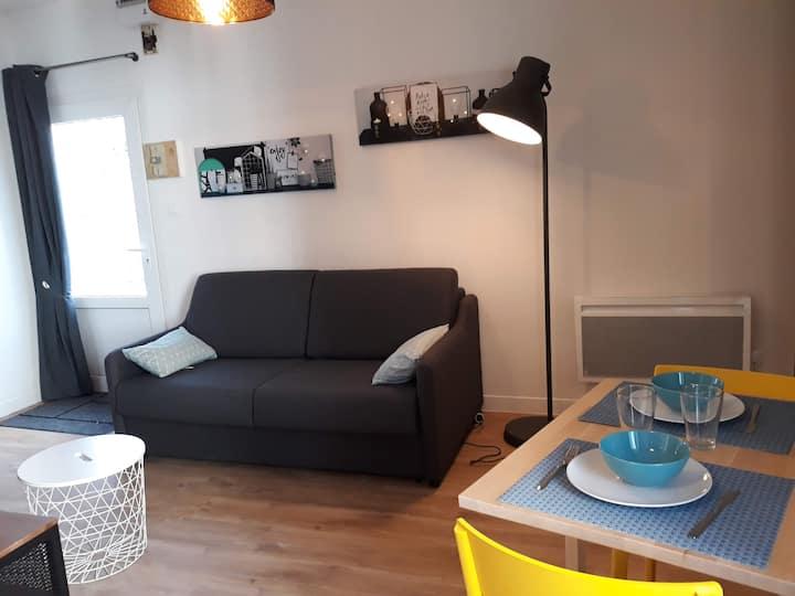 Charmant petit appartement sur Brest
