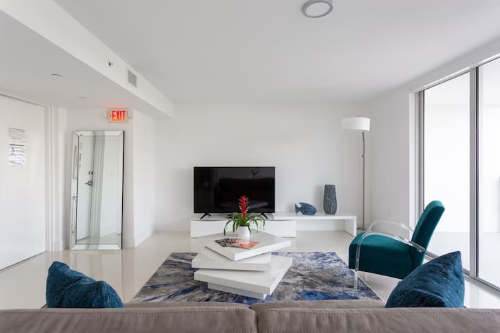 Executive Two Bedroom Apartment With Balcony