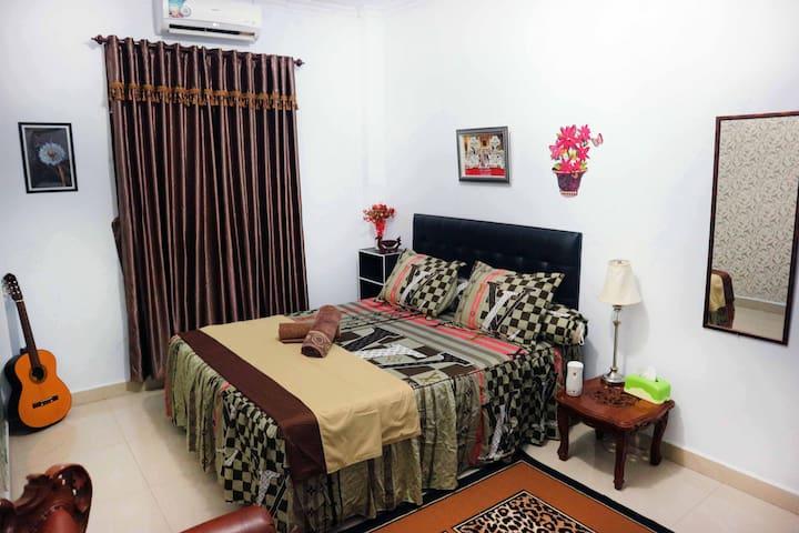 Makassar Lalafell Residence Near Airport - Kota Makassar - Huis