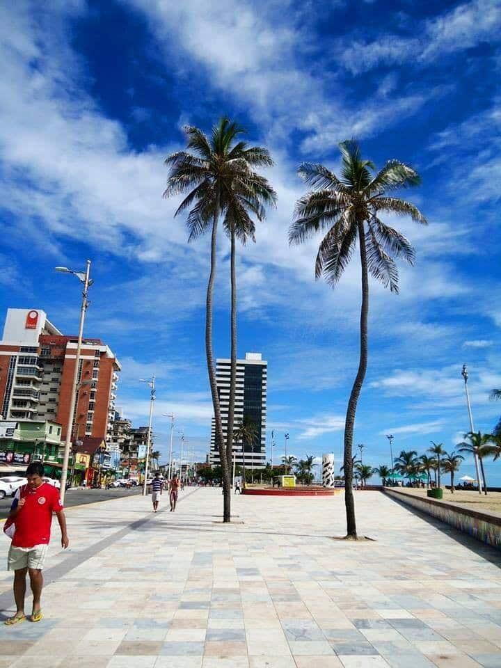 Bem vindos a Belissima Praia de Iracema