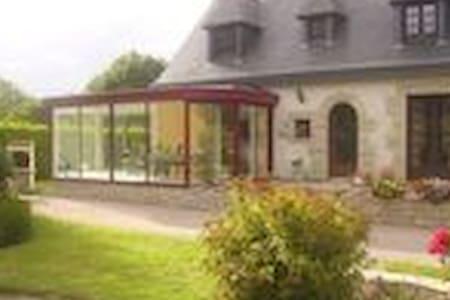maison néobretonne accueillante - Pédernec