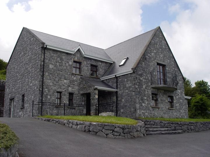 Clare's Rock, The Burren National Park Hostel