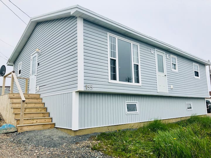 Camannj House - Joe Batt's Arm, Fogo Island