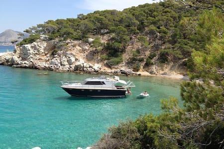 Cruiser for MOBILE vacation  Athens - Rafina - Vene