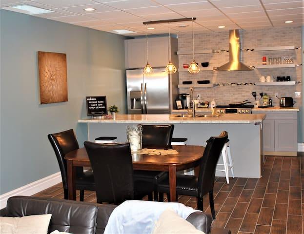 Ann Arbor 1 bedroom modern/ new apartment