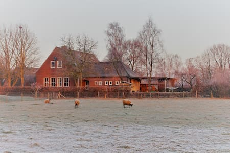 Charming old village school in country side - Kranenburg - Apartmen