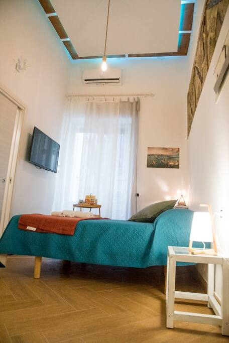 Panoramica stanza
