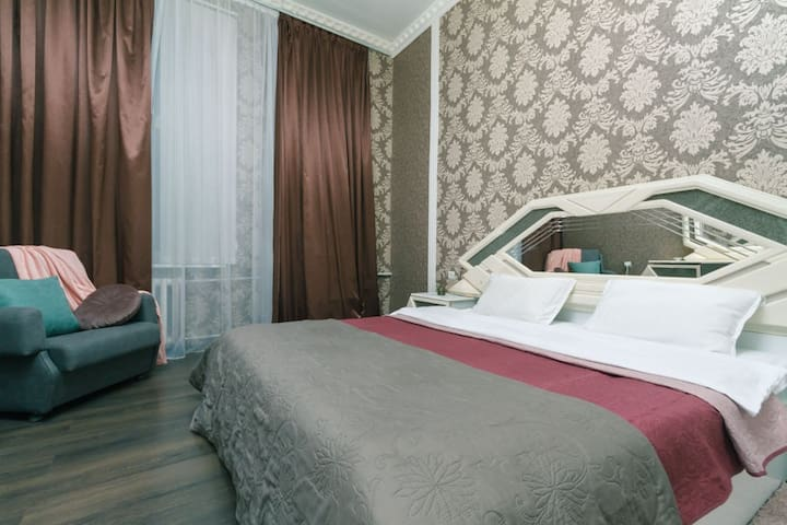 Cozy apartment on Mykhailivska str. 24a (Maidan)