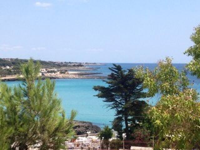 Case Vacanza di fronte al Mare di Puglia - Marina di Pulsano - Apartamento