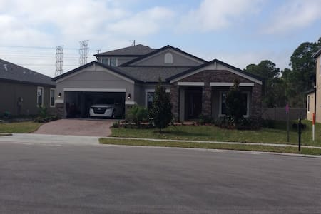 Central Location New Modern Home - Oldsmar