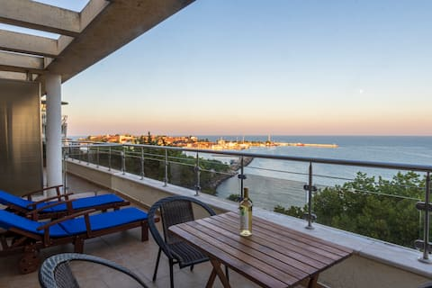 Infinity Apartment Nessebar