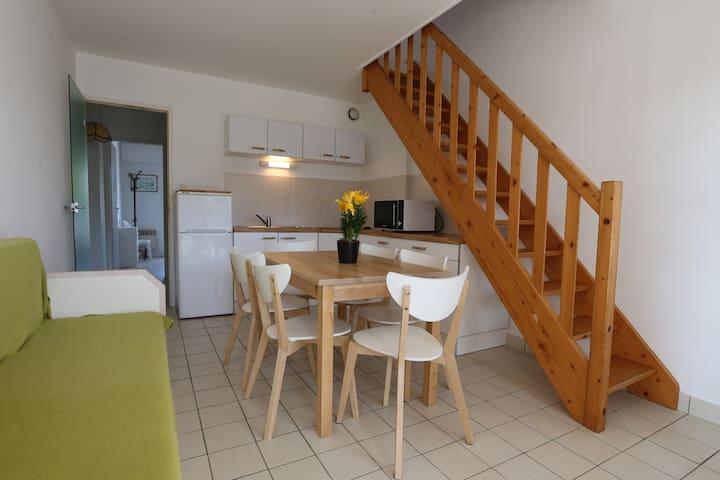 Appartement T4 RDC duplex - Bretignolles-sur-Mer - Leilighet