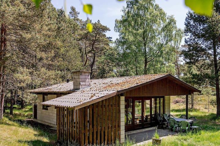 4 persoons vakantie huis in Nexø