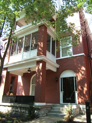 Derby Condo off-St parking included - Louisville - Appartement