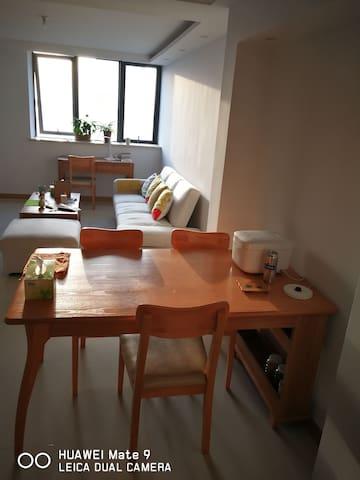 温馨舒适大阳光房,小区背山面海 - Xiamen - House