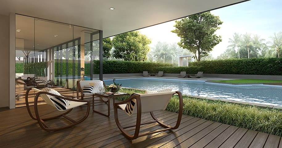 DCONDO By Sansiri Surathani - Surat Thani - Apartment