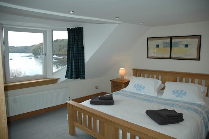 Harbourside Luxury Apartment - Tobermory