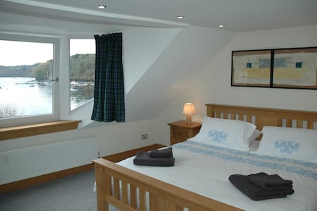 Harbourside Luxury Apartment - Tobermory - アパート