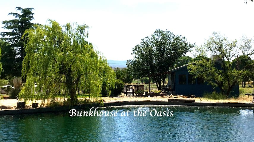 Bunkhouse @ the Oasis