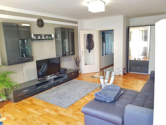 7Min zur Innenstadt - Sehr Schöne moderne Wohnung