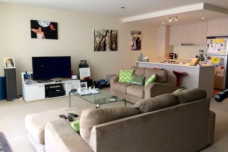 Beautiful apartment in Newcastle's CBD. - Newcastle - Apartment