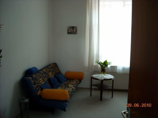 19 m² großes Zimmer im sanierten Altbau