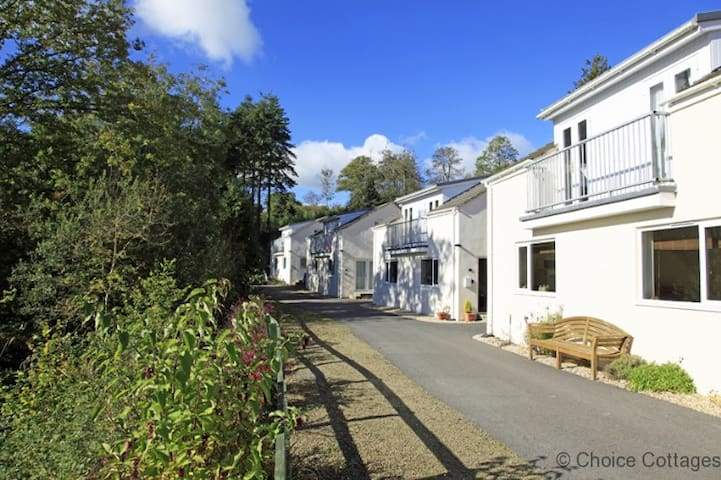 HIGH BICKINGTON FOREST VIEW | 2 Bedrooms - High Bickington - Hus