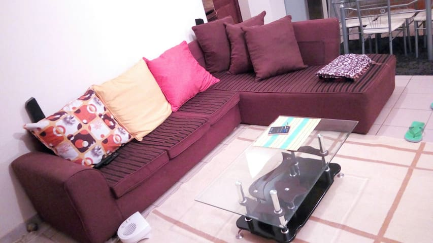 Cozy one bedroom apartment - Ruaka Town