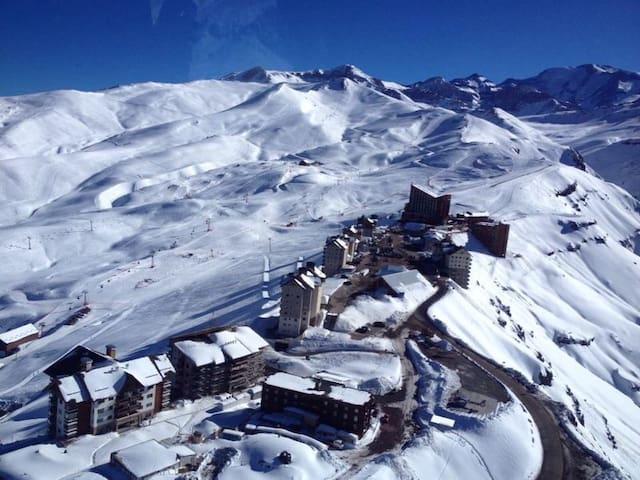 Flat, Valle Nevado ski resort Chile - Lo Barnechea - Wohnung