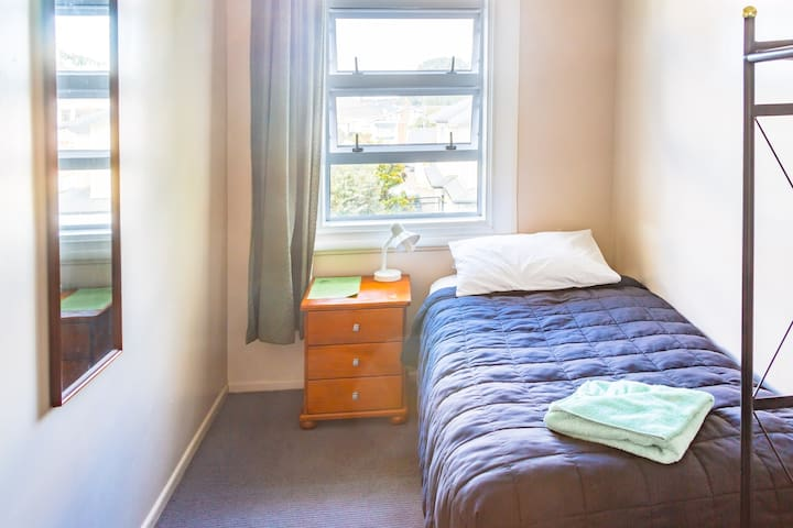 Private single room in Mt Eden