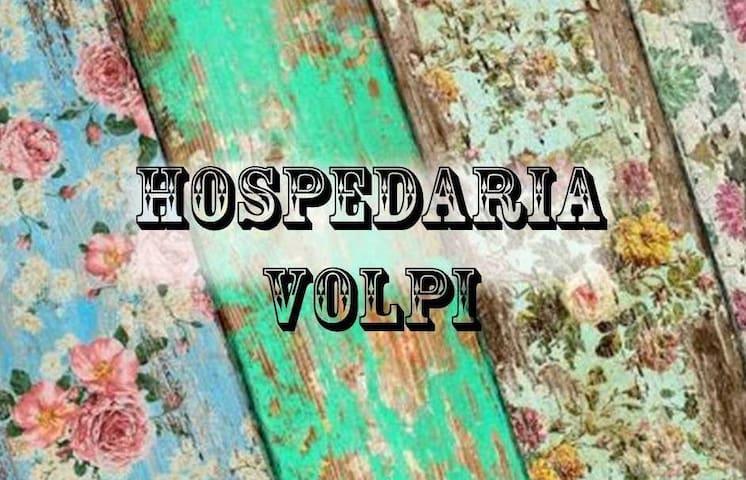 Hospedaria Volpi (180m2) aconchegante
