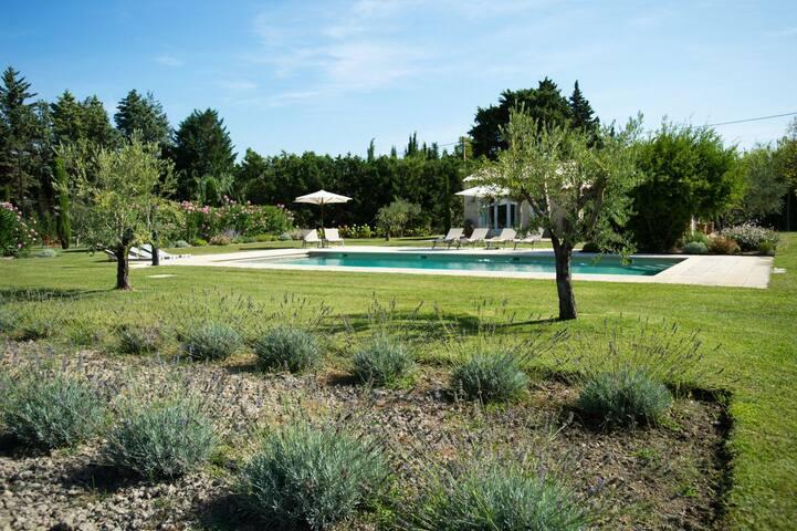 A dix minutes de Saint Rémy de Provence 1370 - Saint-Andiol - Rumah