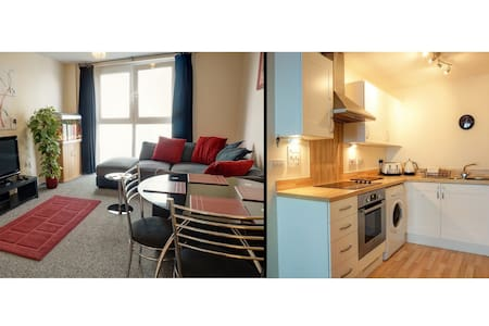 Modern, well equipped apartment in Southsea - Portsmouth