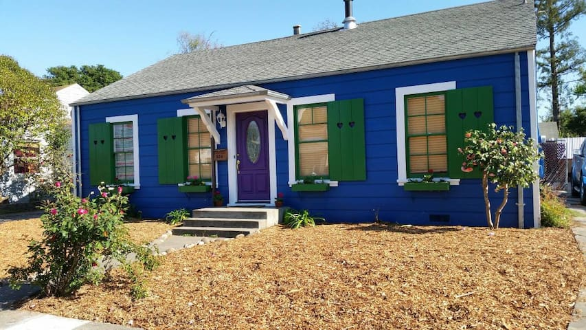 Urban homestead - pet friendly & close to downtown - Santa Rosa - Dom